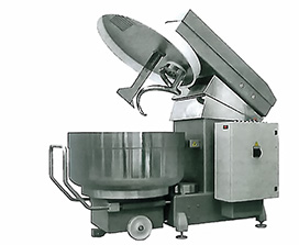 PRO200 250 spiral dough mixer with removable bowl